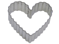 Fluted Heart